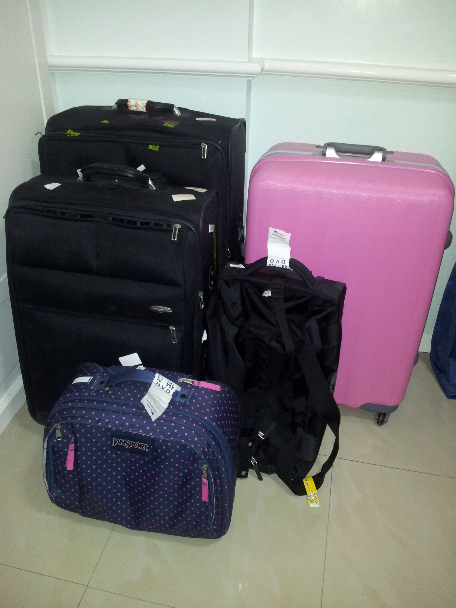 Our Travel Luggage