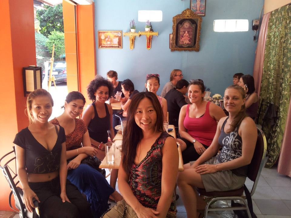 Girls Day Out in Chiang Mai