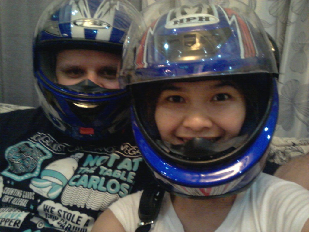 Riding 2 Wheel Death Traps In SEAsia