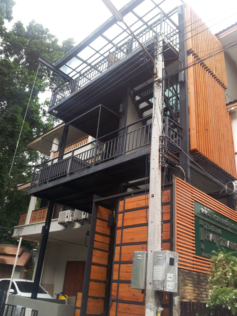 Living (Temporarily) In Chiang Mai