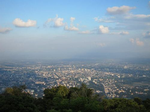 View of Chiang Mai